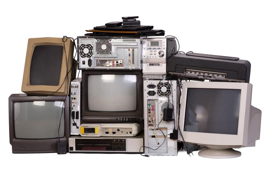 Millonarias multas para quienes no reciclen aparatos electrónicos