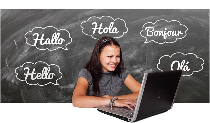 Cuando decides aprender un nuevo idioma