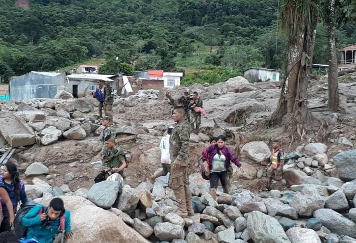 En la restauración ambiental de Mocoa se han invertido 5.000 millones de pesos