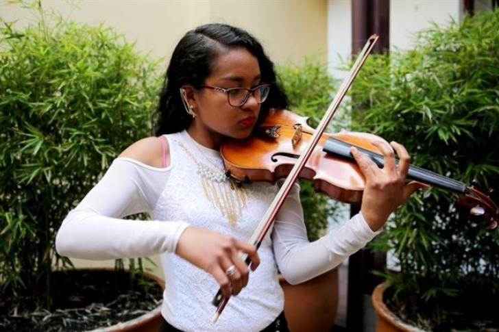 Música contra las balas, la esperanza de miles de niños en Colombia