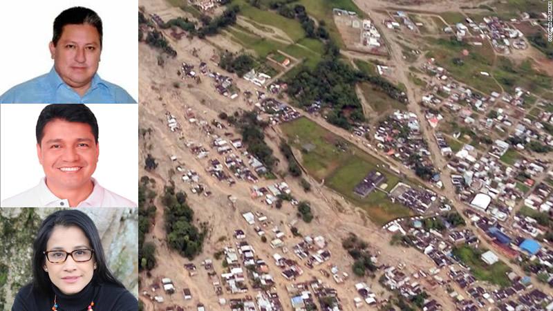Por omitir medidas de prevención frente al desastre natural de Mocoa, Fiscalía imputará cargos a gobernadora de Putumayo y al alcalde y el exalcalde de esa ciudad