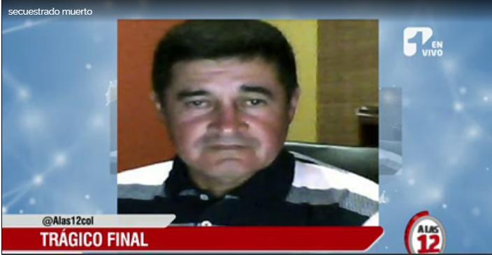 Encontraron el cadaver de Emilio José Mora Benavides