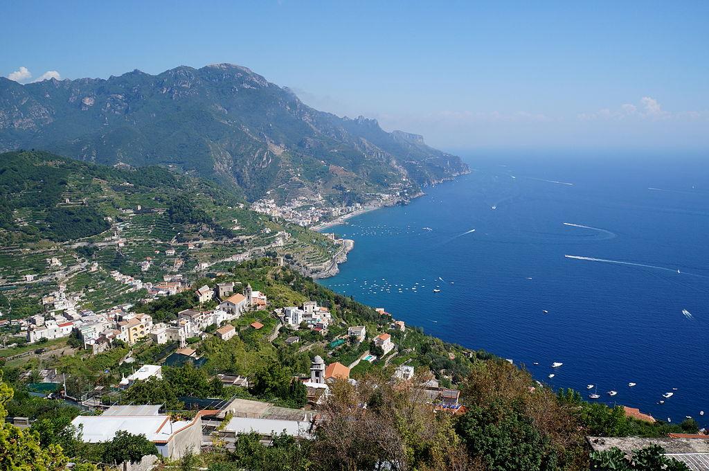 Costa Amalfitana de ensueño