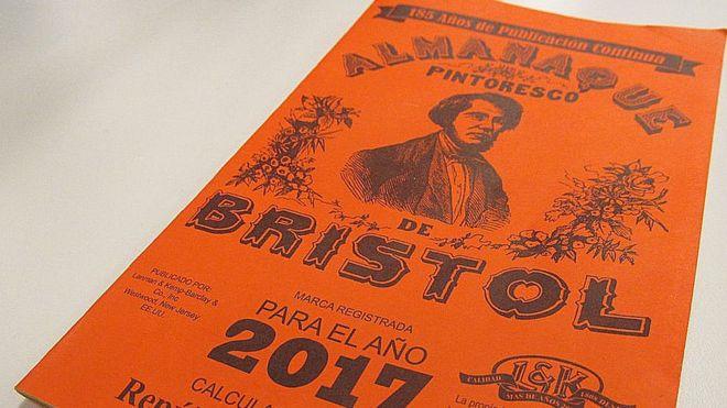 El Almanaque Pintoresco de Bristol