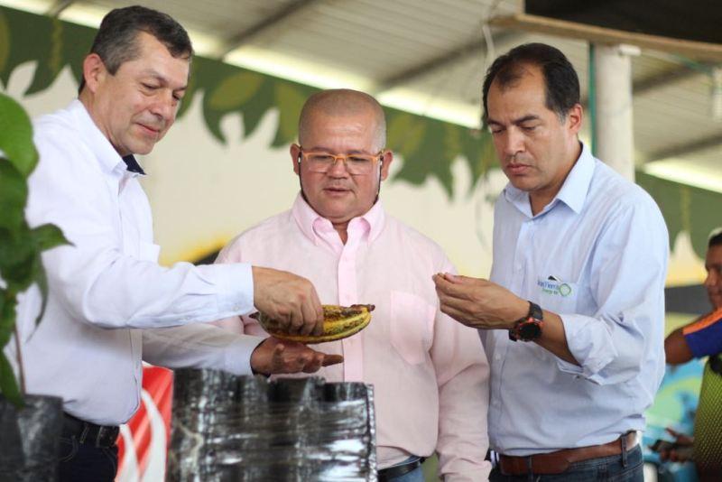 Viveros móviles para la paz llegan a Puerto Asís, Putumayo