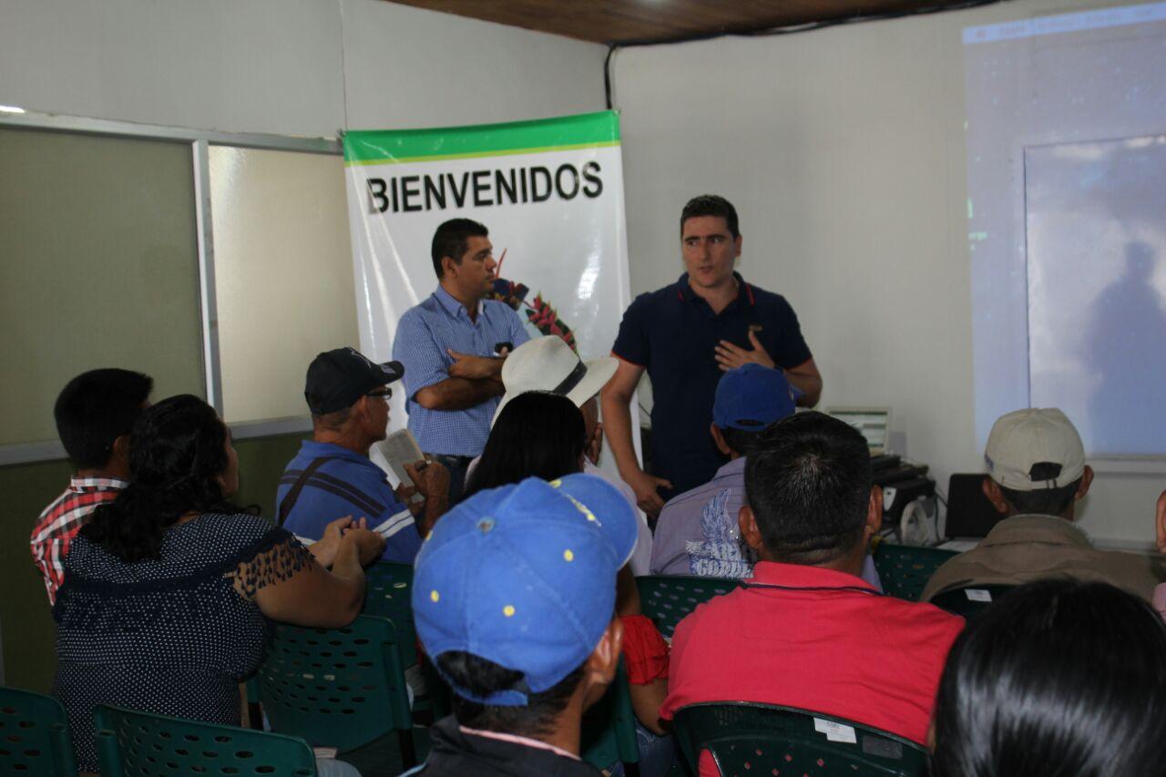 Asociaciones agropecuarias del Putumayo recibirán equipos y maquinaria