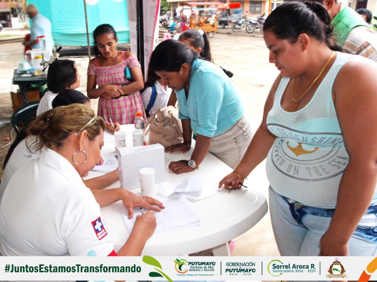 Mañana se realizará primera jornada de vacunación en Putumayo