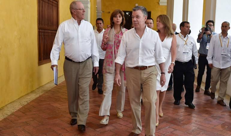 Colombianos podrán usar la licencia de conducción en Perú