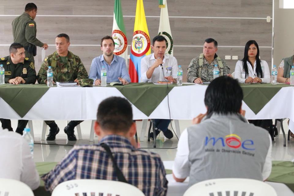 Gobierno es alertado sobre posible injerencia electoral de grupos ilegales en Putumayo