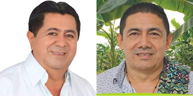 CNE declaró legítimas la inscripción de candidaturas de Jorge Arciniegas y Yule Anzueta