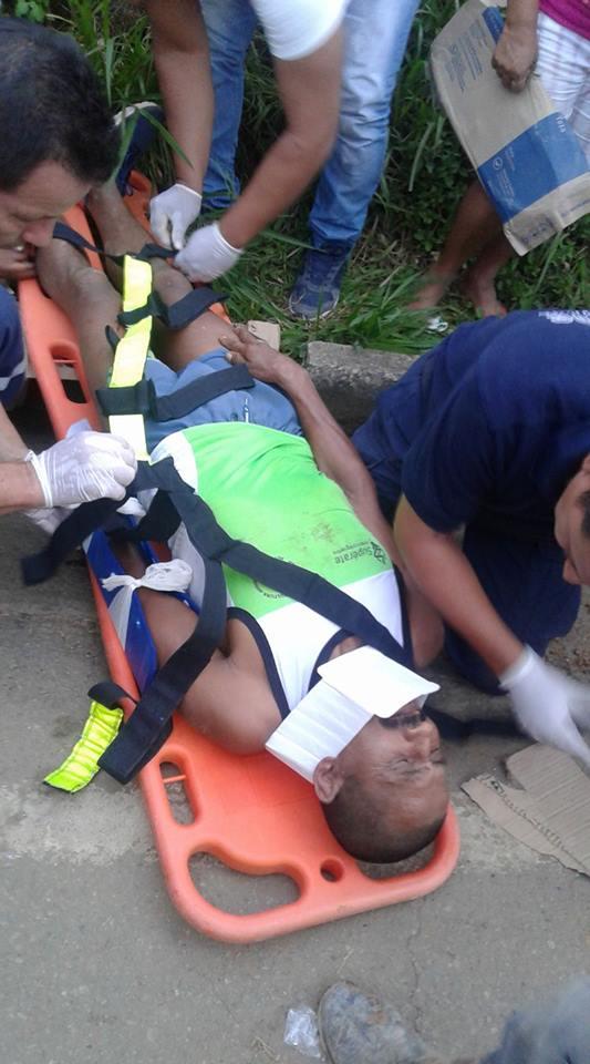 Detenido conductor de tractocamión por presunto atropellamiento a un atleta