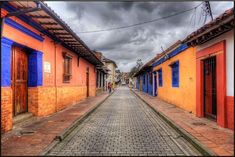 Recorriendo La Candelaria, Bogotá