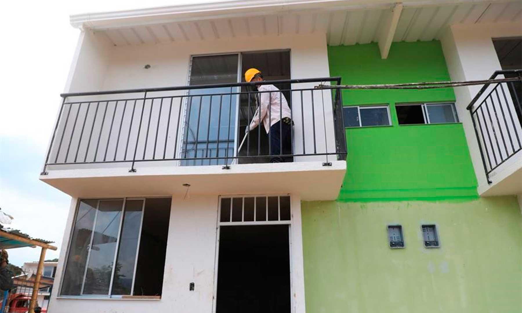 A un año de la tragedia de Mocoa, Gobierno tendrá listas las primeras 100 casas para damnificados