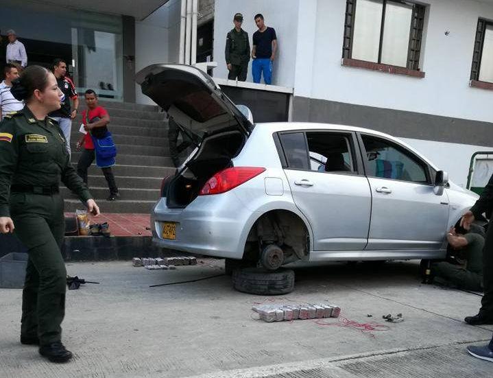 Dineros incautados por la Policía en el Putumayo son del narcotráfico