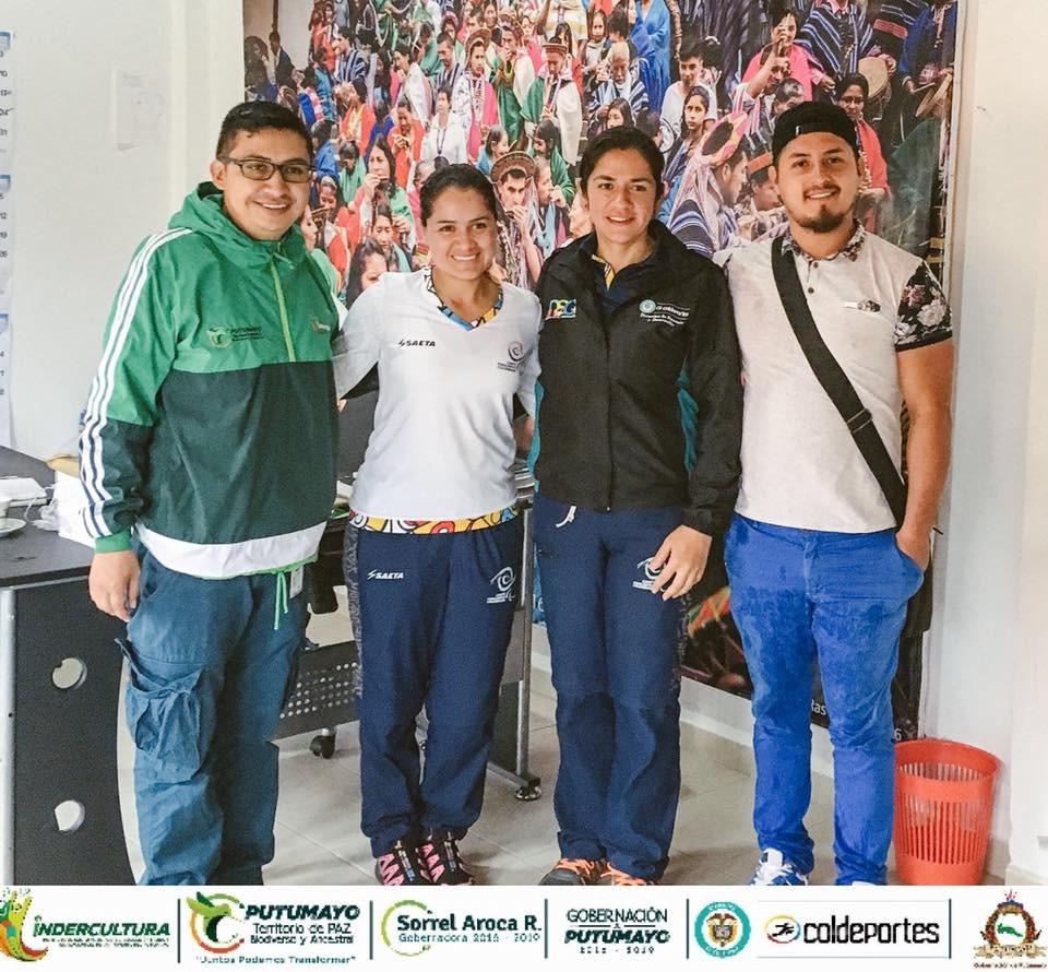 """Socialización del proyecto """"En sus marcas, listos, Inclusiones"""""""