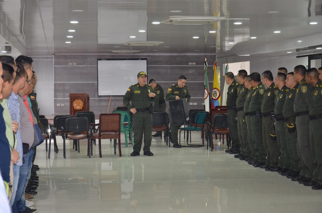 Policía despliega dispositivo de seguridad para garantizar el Plan Democracia 2018 en el Putumayo
