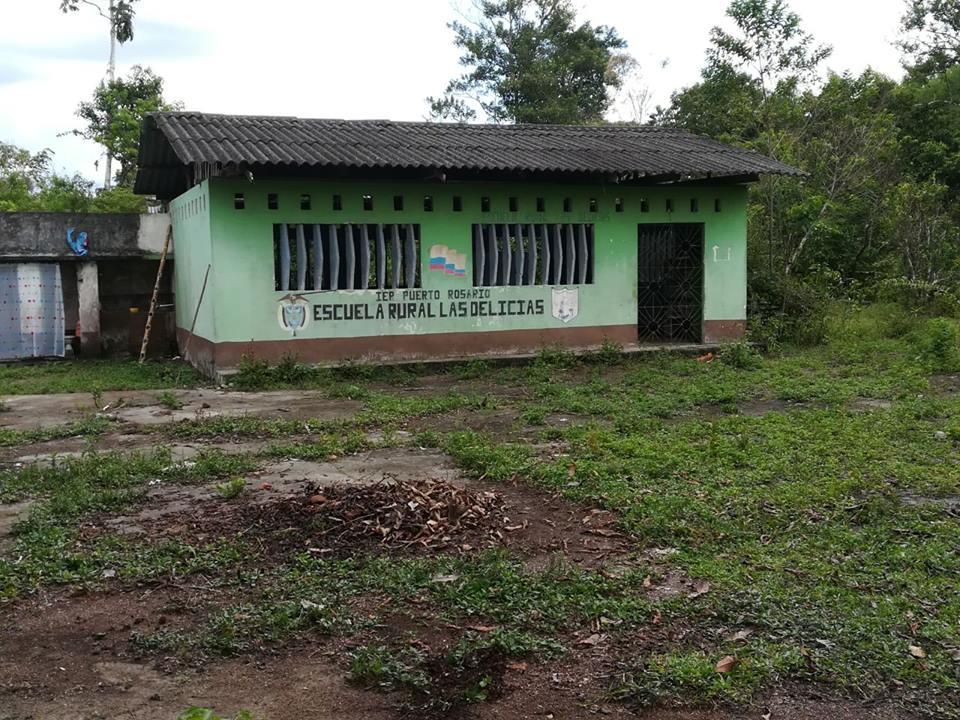 Comienzan obras de interconexión rural para la Vereda Delicias de Mangalpa, Puerto Guzmán