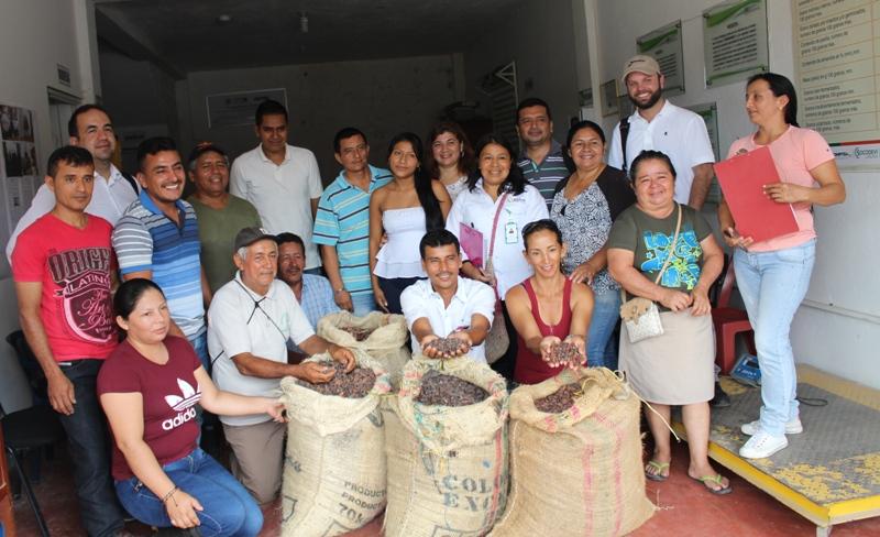 Ecopetrol apoya proyectos productivos de reconciliación en Putumayo