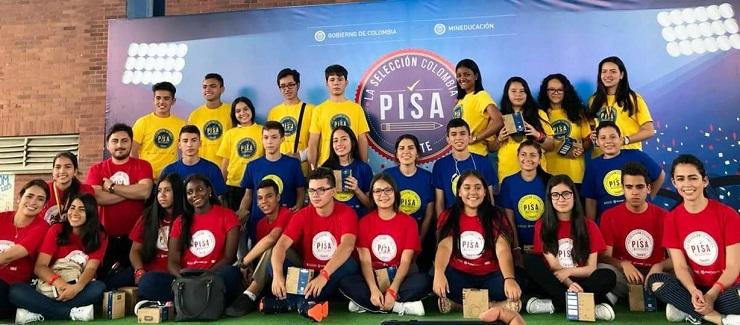Más de 8.500 estudiantes hacen parte de la 'Selección Colombia Pisa Fuerte'