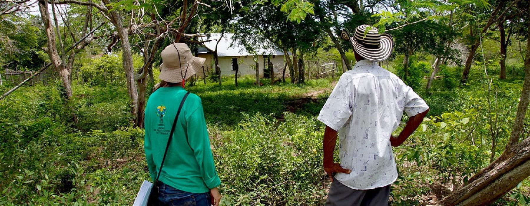 Recuperar la tierra, el gran paso de los campesinos que construyen paz en Putumayo