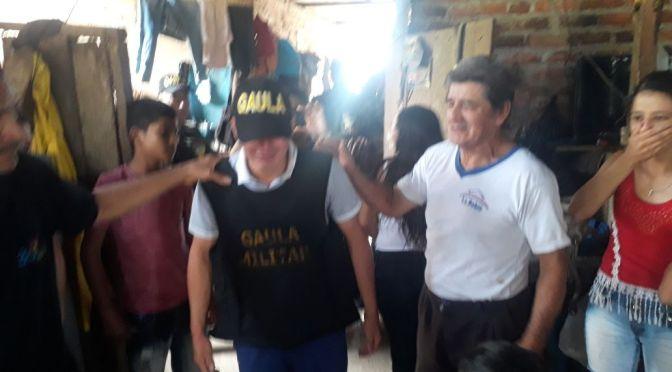Gaula del Ejército rescata a un secuestrado en el Putumayo