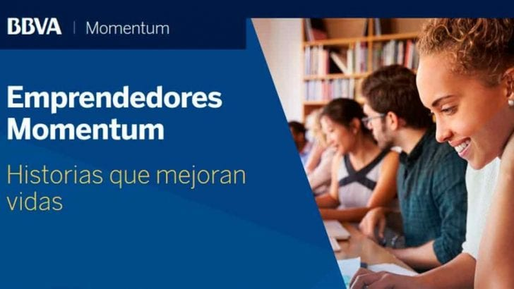 BBVA Momentum, oportunidades para emprendedores colombianos