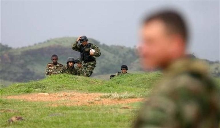 Ocho presuntos disidentes muertos en operación del Ejército en Putumayo