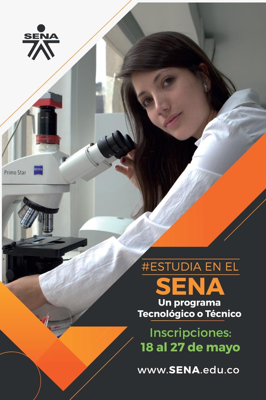 El SENA abre otros 105 mil cupos para que los colombianos puedan estudiar