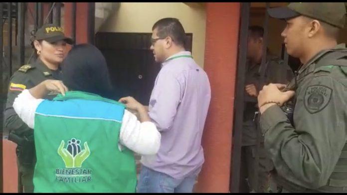 Rescatan a tres niños abandonados en su casa en Puerto Asís