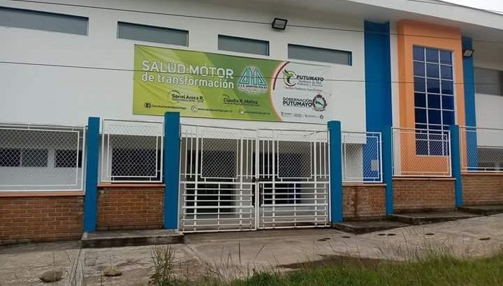 Instalaciones nuevas del Hospital Pio XII en Colón, sin utilizarse