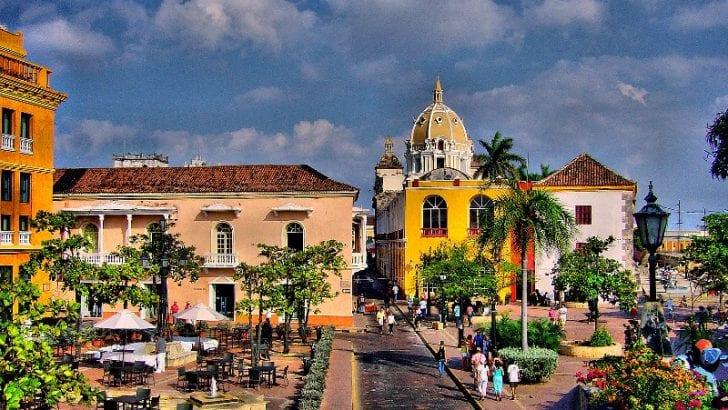 Cartagena de Indias, un lugar sorprendente