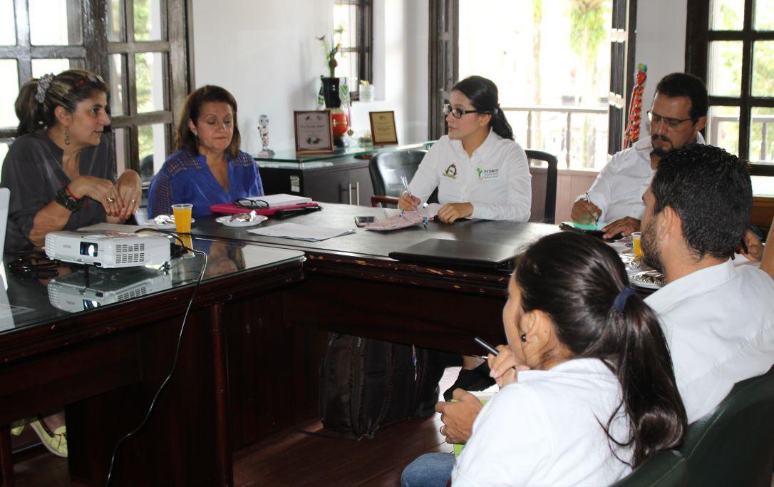 Mesa de Articulación de los Planes de Acción Territorial de Víctimas con PEDET