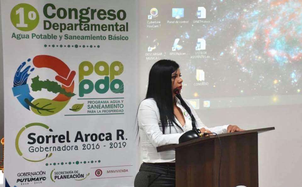 Primer Congreso Departamental de Agua Potable y Saneamiento Básico