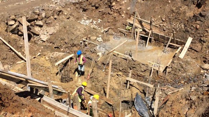 Avanzan obras de infraestructura vial en Alto Putumayo y Villagarzón