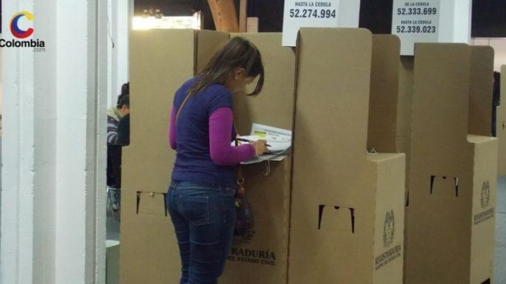 Listas las elecciones en Putumayo