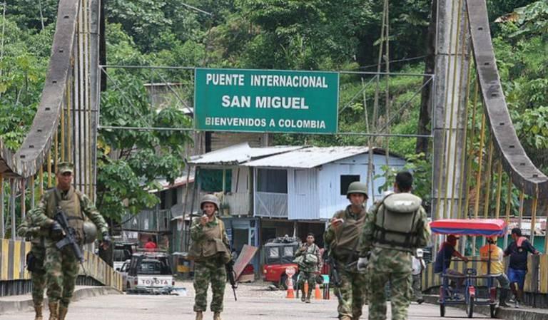 Ecuador lanza nueva política de seguridad en la frontera con Colombia