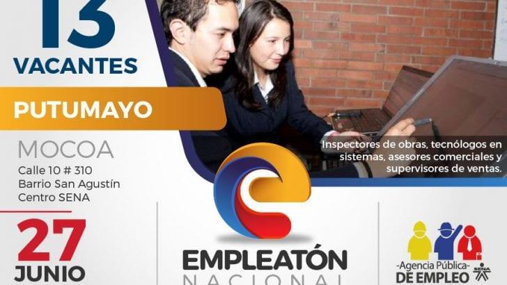 Empleatón: 9.000 oportunidades laborales para los colombianos