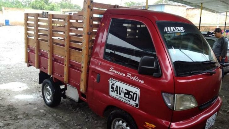 Clasificado – A la venta Piaggio Haffey Ruiyi. Sibundoy