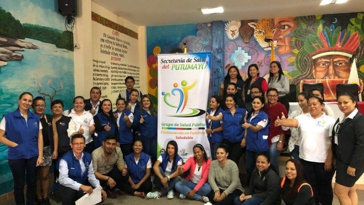 Comité de Vigilancia Epidemiológica Binacional Departamento del Putumayo y Provincia de Sucumbíos