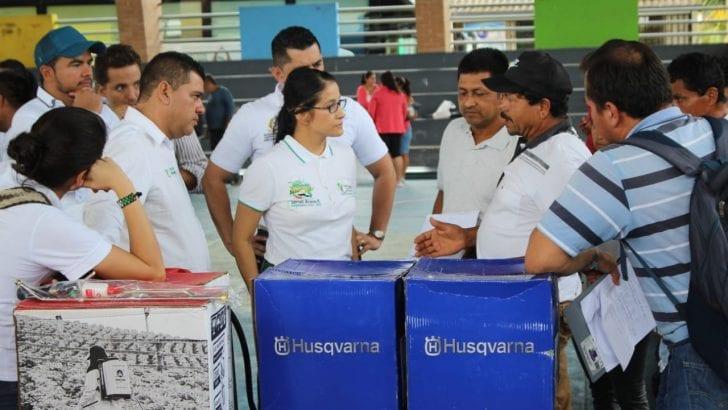 Sector agropecuario de Puerto Caicedo se fortalece con entrega de Asambleas de Presupuesto Participativo