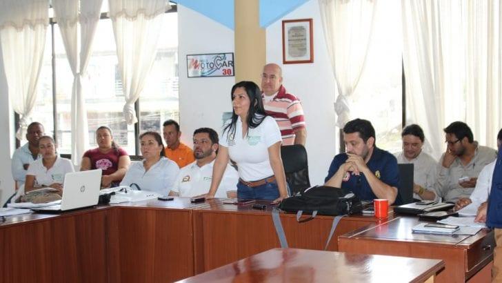 Consejo Departamental de Gestión del Riesgo Ampliado en Puerto Guzmán