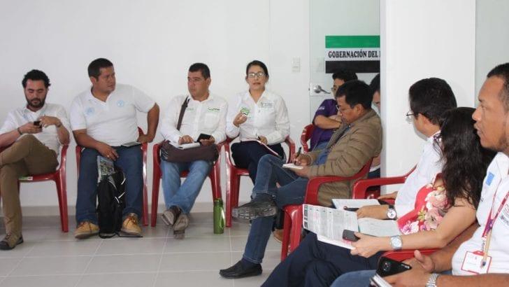Socialización de proyectos que implementa la Unión Europea en Putumayo