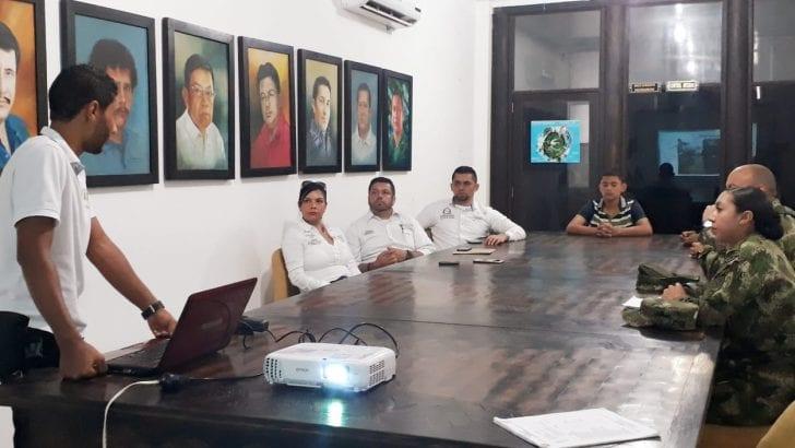 Gobernación recibe informe preliminar sobre afectaciones por inundación en La Tagua y otras comunidades de Leguízamo