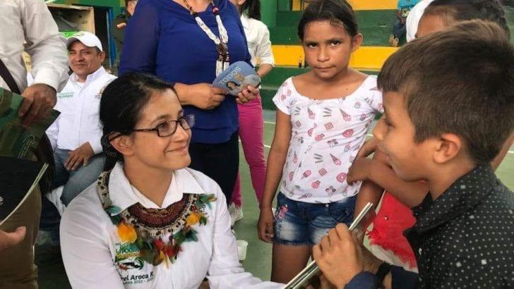 Libros color y Selva llega a las zonas rurales de Puerto Leguízamo