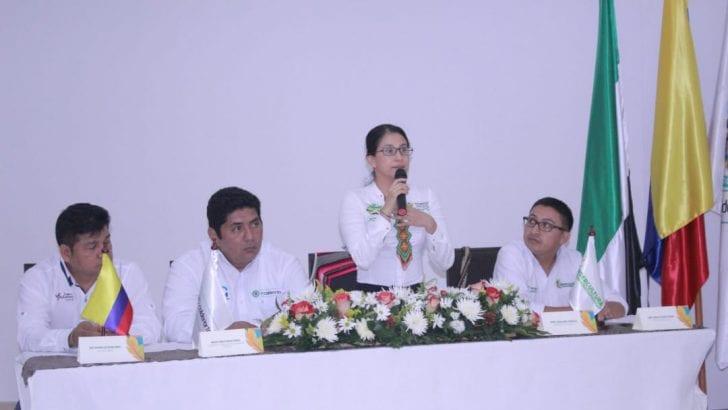 Gobernadora lidera Mesa de Bienvenida a los VII Juegos de la Orinoquía y Amazonía