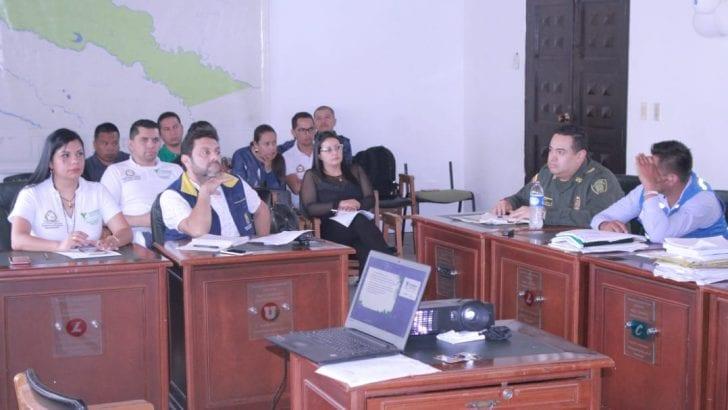 Consejo Departamental de Gestión del Riesgo Ampliado