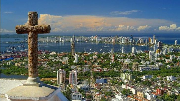 Placer colombiano: ¡conoce Cartagena de Indias!