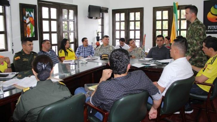 Reunión de la Comisión Intersectorial Para la Reaccion de Alertas Tempranas – CIPRAT