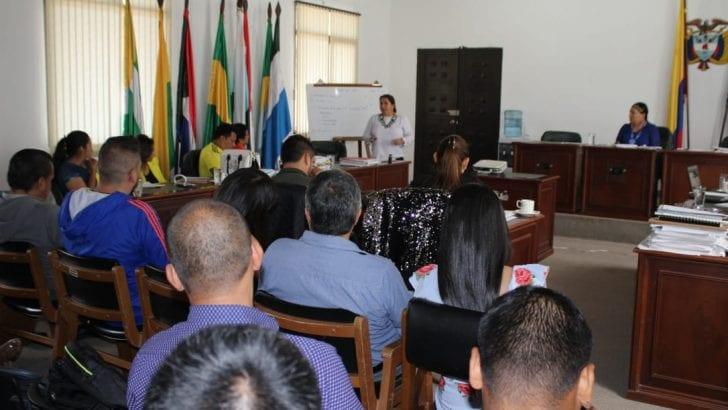 Ante diputados del Putumayo, Secretaría de Salud Departamental contextualiza prestación de sus servicios
