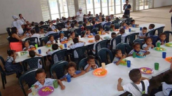 Con recursos de Regalías Gobernadora amplía y garantiza Programa de Alimentación y Transporte Escolar